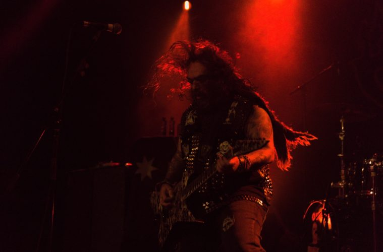 Max and Iggor Cavalera Return Beneath Arise: Live at Metro Theatre 23/03/2018