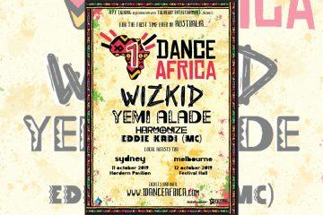 1Dance Africa