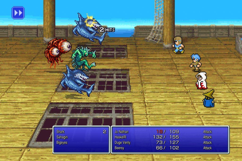 Final Fantasy PIxel Remaster 2