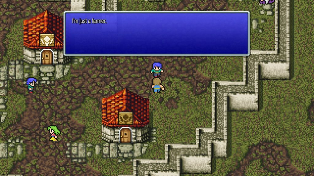 Final Fantasy PIxel Remaster 3