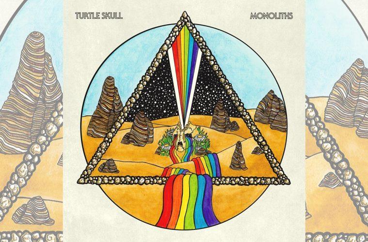 Turtle Skull: Monoliths